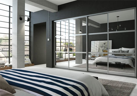 sliding wardrobes harrogate